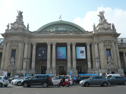 ART PARIS ART FAIR 2014 - GRAND PALAIS - MY ART AGENDA